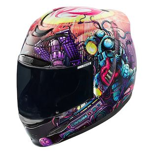 Icon Airmada SpaceBassFace Helmet
