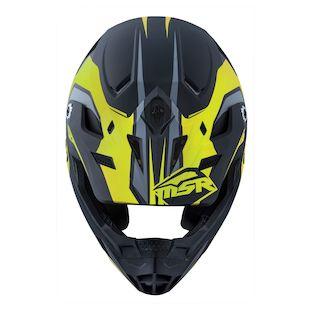 MSR SC-1 Score Helmet Black/Yellow/Grey / LG [Blemished - Very Good]