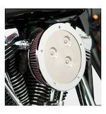 Arlen Ness Derby Sucker Air Cleaner For Harley Twin Cam 1999-2017