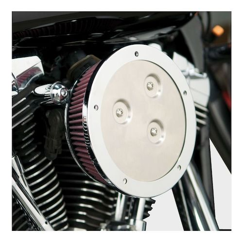 Evo Air Cleaner : Arlen ness derby sucker air cleaner for harley evolution