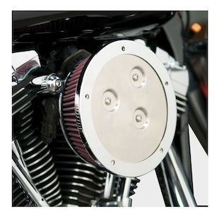 Arlen Ness Derby Sucker Air Cleaner For Harley Touring With EFI 1999-2001