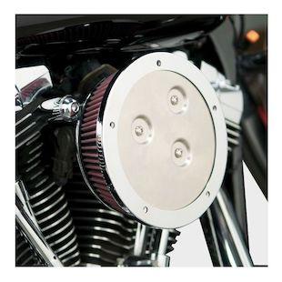 Arlen Ness Derby Sucker Air Cleaner For Harley Sportster 1988-2018