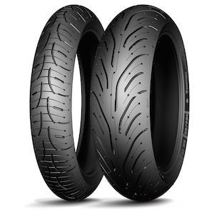 Michelin Pilot Road 4 Trail Tires