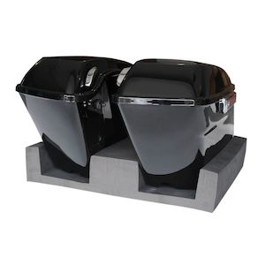 REDA Saddlebag Storage Dock