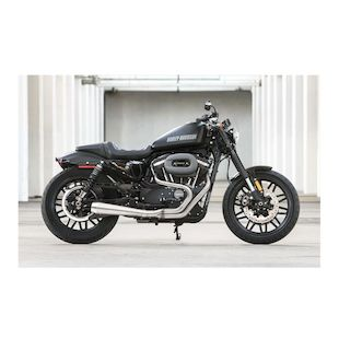Bassani Road Rage III 2-Into-1 Exhaust For Harley Sportster 2004-2017