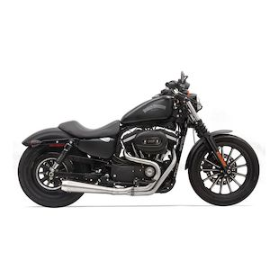 Bassani Road Rage III 2-Into-1 Exhaust For Harley Sportster 1986-2003