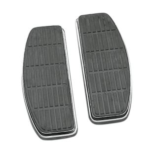 Drag Specialties D-Shaped Floorboards For Harley 1980-2018