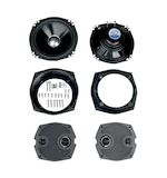 J&M Performance 180W Amplifier & Speaker Kit For Harley Touring