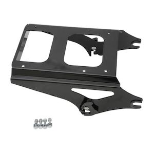 Drag Specialties Quick Detach Tour Box Mount For Harley Touring 2009-2013