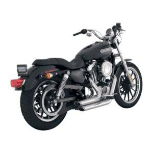 "12/"" Throttle Cable Set 2012-2015 Harley Softail Slim models Black Vinyl Coated"