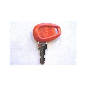 Givi Z661G / Z661GA Blank Red / Silver Key