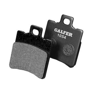Galfer Semi-Metallic 1054 Front / Rear Brake Pads For Harley 2000-2007