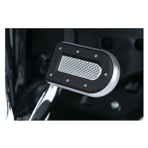 Kuryakyn Heavy Industry Brake Pedal Pad For Harley
