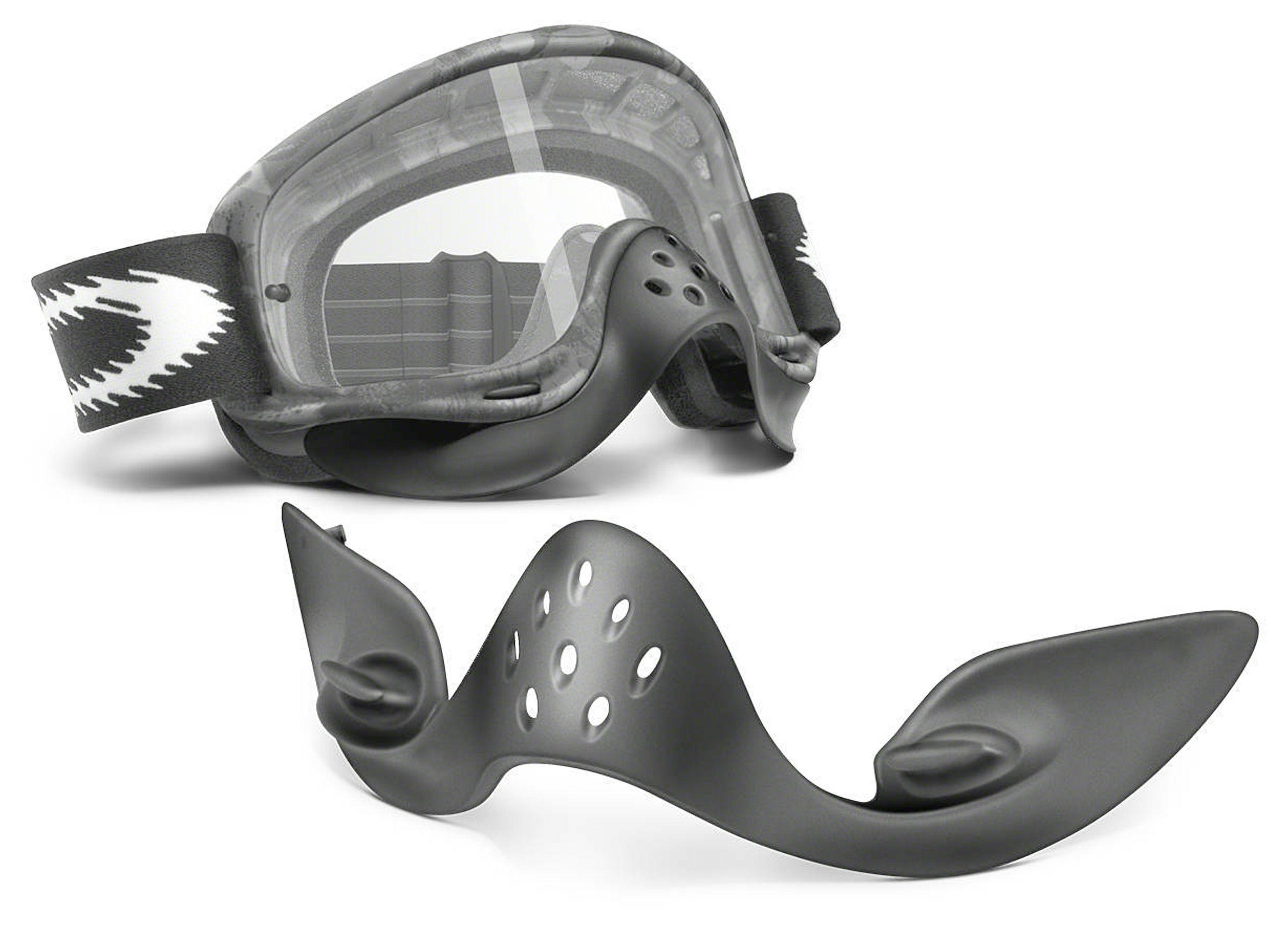 Oakley O Frame MX Attack Mask - RevZilla