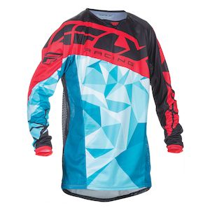 Fly Racing Dirt Kinetic Crux Jersey