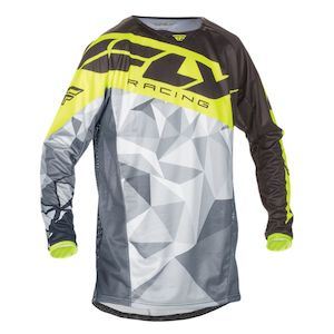 Fly Racing Dirt Youth Kinetic Crux Jersey