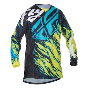 Fly Racing Dirt Youth Kinetic Relapse Jersey