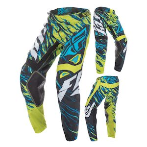 Fly Racing Dirt Youth Kinetic Relapse Pants