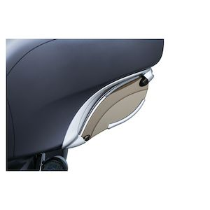 Kuryakyn Adjustable Batwing Fairing Air Deflectors For Harley Touring 2014-2020