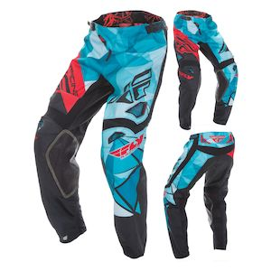 Fly Racing Dirt Kinetic Crux Pants