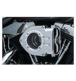 Kuryakyn Clear Trap Door For Hyper Charger Air Cleaner