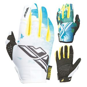 Fly Racing Dirt Kinetic Women's Gloves