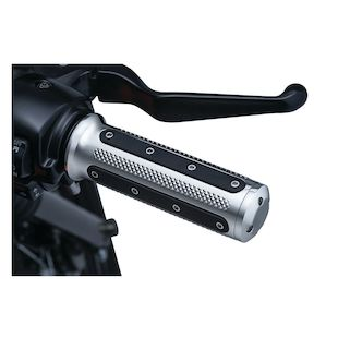 Kuryakyn Heavy Industry Grips For Harley Fly-By-Wire