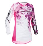 Fly Racing Kinetic Girl's Jersey