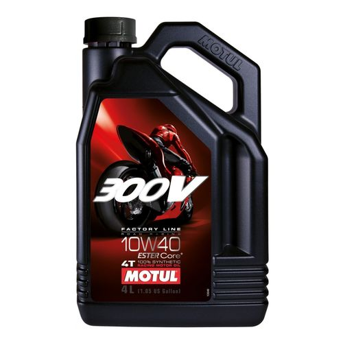 motul 300v synthetic engine oil - revzilla