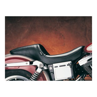 Le Pera Daytona Sport Smooth Seat For Harley Dyna Wide Glide 1996-2003