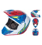 Fly Racing Youth Kinetic Pro Trey Canard Replica Helmet