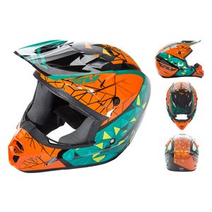 Fly Racing Dirt Kinetic Crux Helmet