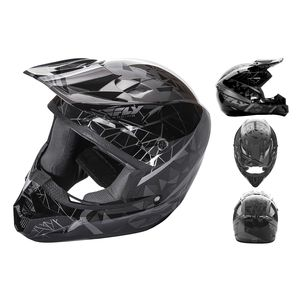 Fly Racing Dirt Youth Kinetic Crux Helmet
