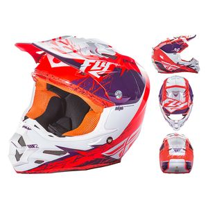 Fly Racing Dirt F2 Carbon MIPS Retrospec Helmet