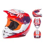 Fly Racing F2 Carbon MIPS Retrospec Helmet