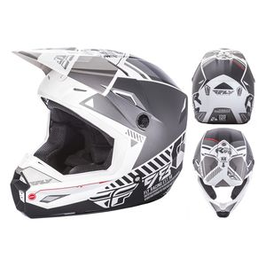 Fly Racing Dirt Kinetic Elite Onset Helmet