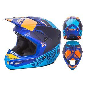 Fly Racing Dirt Youth Kinetic Elite Onset Helmet