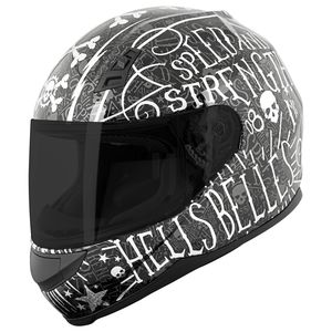 Speed and Strength SS700 Hell's Belles Helmet (SM)