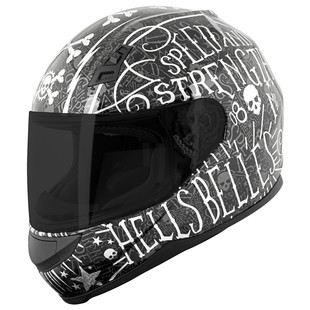 Speed and Strength SS700 Hell's Belles Helmet
