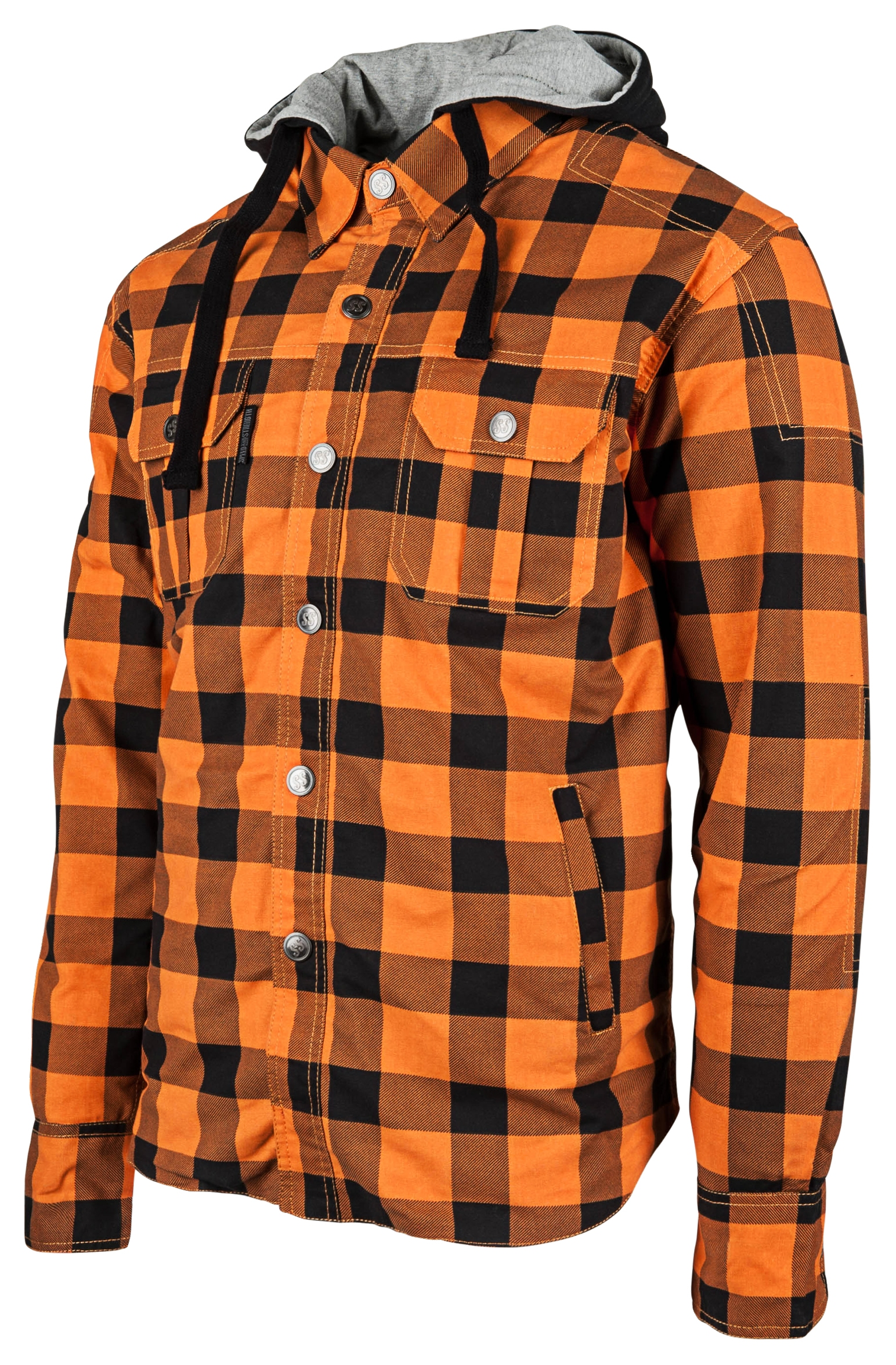 Flannel Motorcycle Jacket >> Speed And Strength Standard Supply Moto Shirt Revzilla