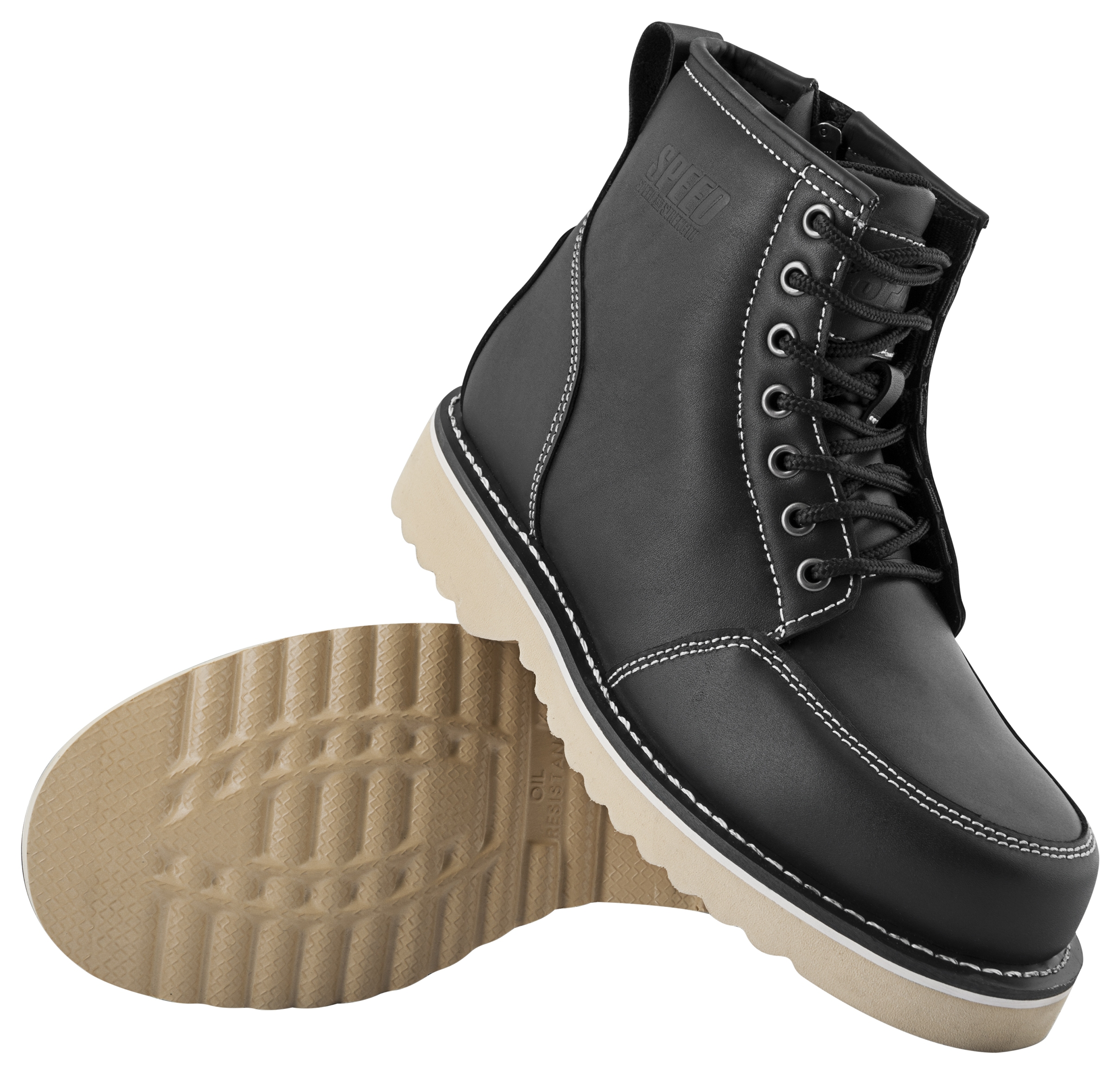 S&S Overhaul Boots