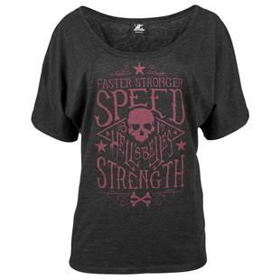 Speed and Strength Hell's Belles Women's T-Shirt