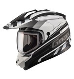 GMAX GM11S Trekka Snow Helmet - Dual Lens
