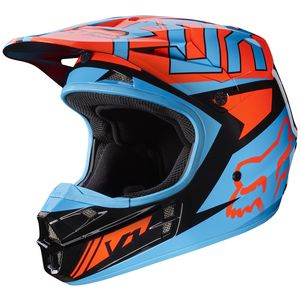 Fox Racing V1 Falcon Helmet (2XL)