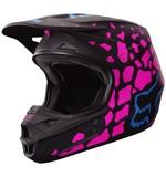 Fox Racing Youth V1 Grav Girl's Helmet