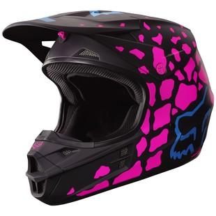 Fox Racing V1 Grav Women's Helmet