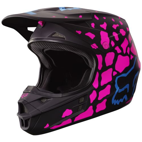 Fox Racing V1 Grav Women S Helmet Revzilla