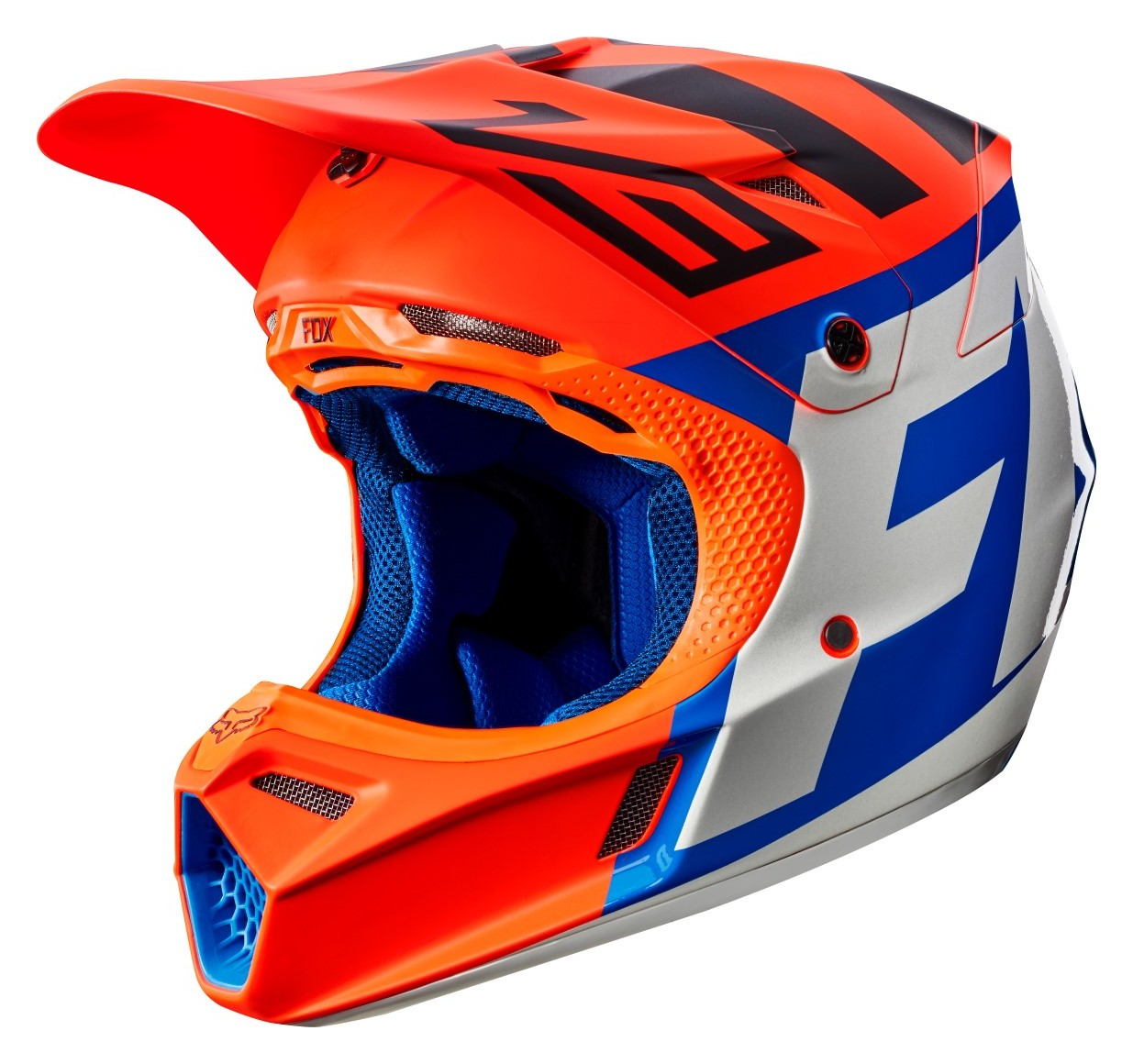 fox racing youth v3 creo helmet 35 off. Black Bedroom Furniture Sets. Home Design Ideas