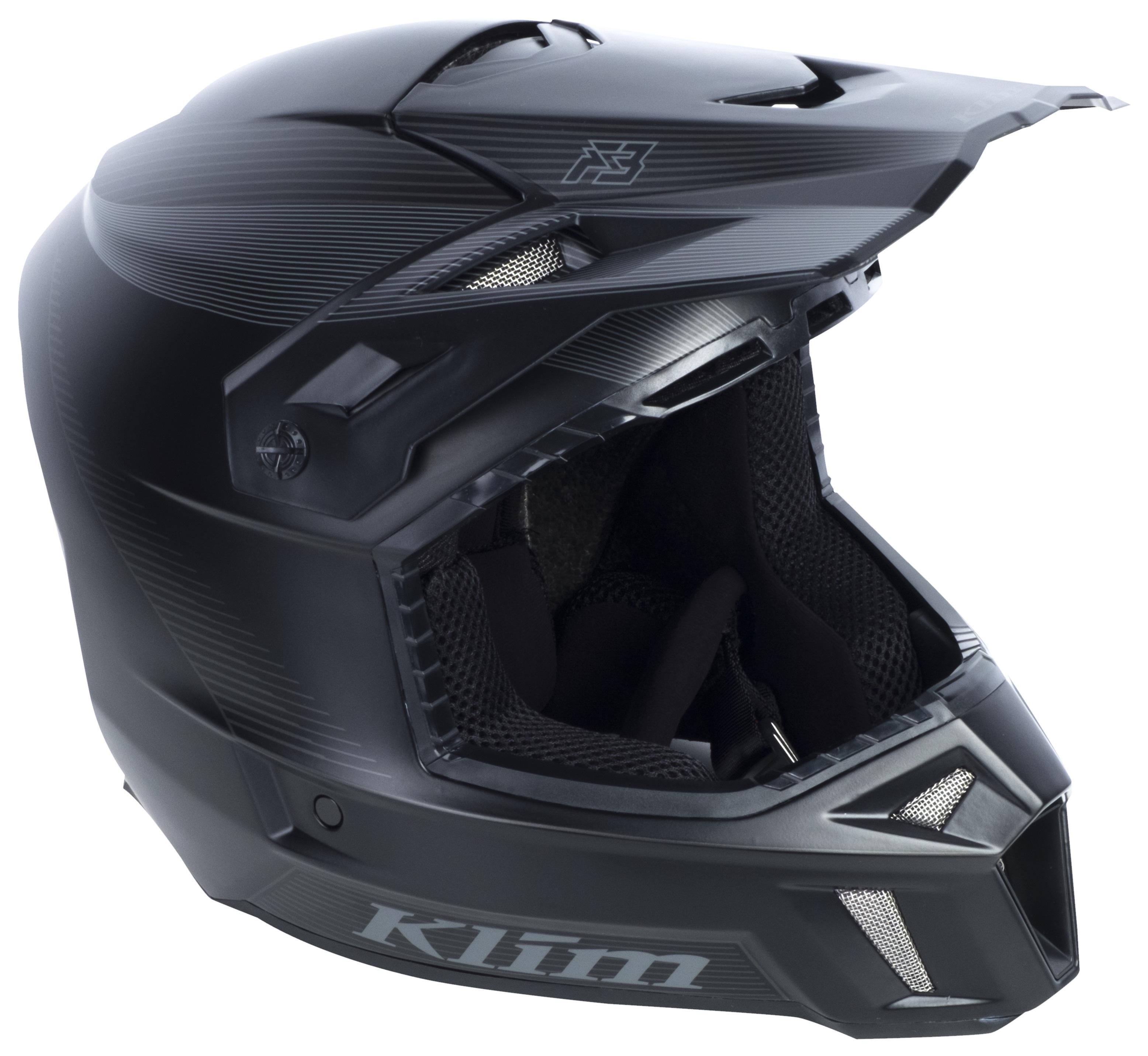 Klim F3 Motorcycle Helmet
