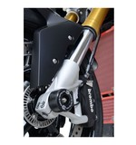 R&G Racing Front Axle Sliders BMW F800R / S1000XR Black [Previously Installed]